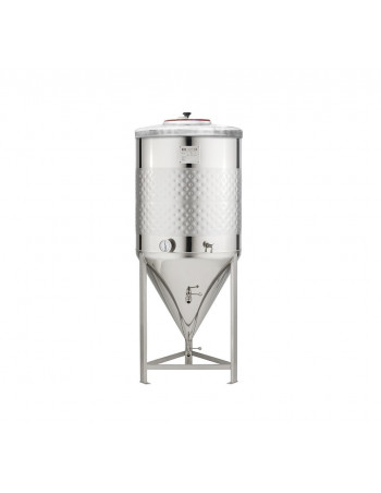 Cuve Cylindro-conique 120L