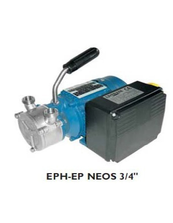 Pompe enfutage 10hl/h