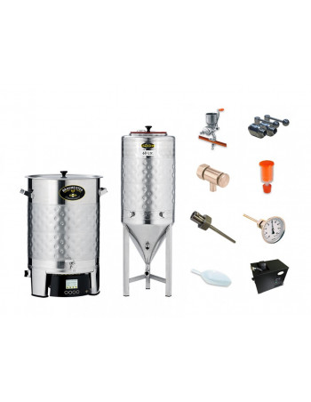 Kit Braumeister Plus 50 litres Pro