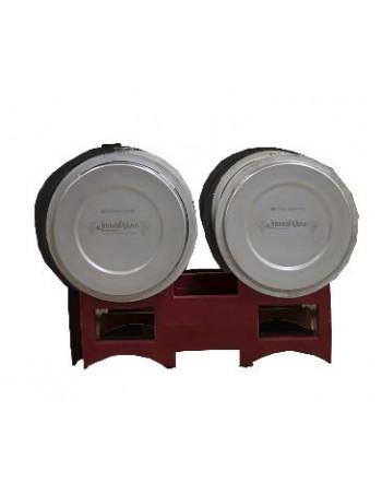 Fût inox 227 litres