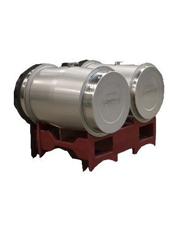 Fût inox 300 litres