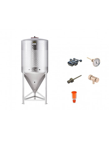 Pack cuve Cylindro-conique 240L