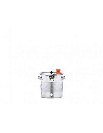 Cuve Inox Polyvalente Speidel 15 à 60 L double paroi