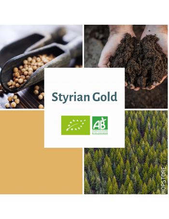 HOUBLON STYRIAN GOLD