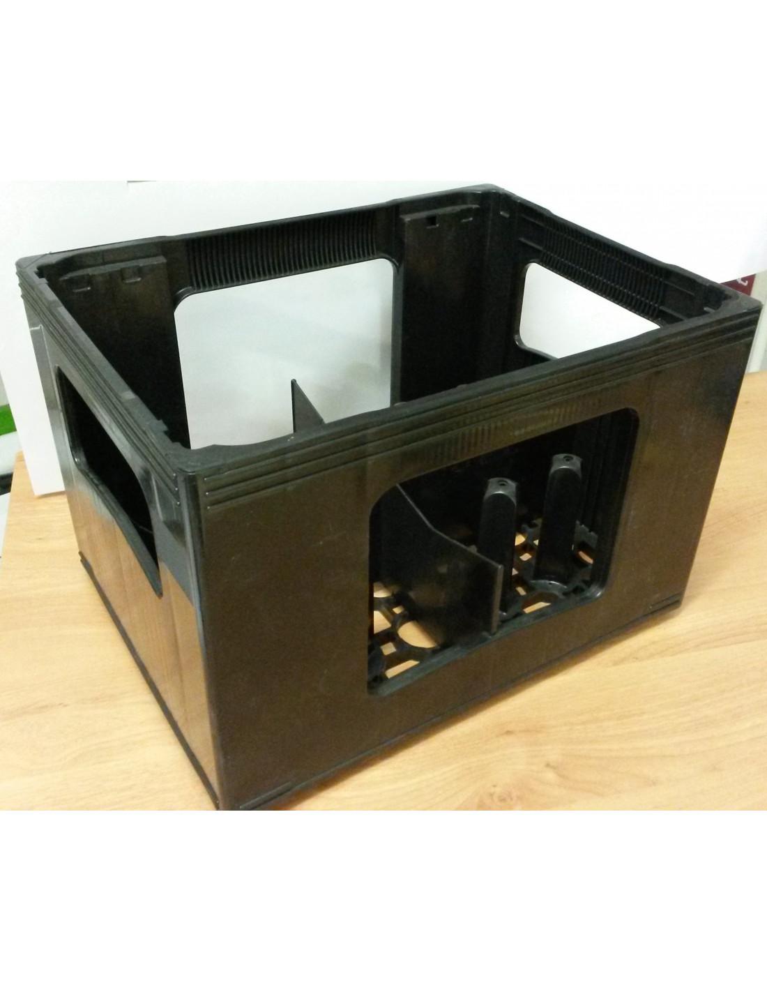 caisse plastique 24 x 33cl brasser sa bi re mat riels brassage cuves tonnelets et accessoires. Black Bedroom Furniture Sets. Home Design Ideas